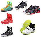 Men's Basketball Shoes Outdoor Athletic Sneakers High Top Shock Absorbing Comfy