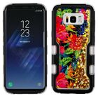 For Samsung Galaxy S8 / S8 PLUS Quicksand TUFF HYBRID Protector Cover Accessory