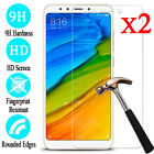 For XiaoMi Redmi 4X 4A 5 Plus Note 5A Tempered Glass Film Screen Protector -SL