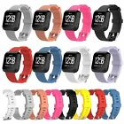 Sports Strap For Fitbit Versa Smart Watch Bands Silicone Bracelet Wrist Band