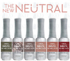 ORLY Gel FX UV/LED 9ml THE NEW NEUTRALS - DARLINGS OF DEFIANCE + MORE