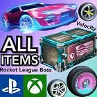 terraria xbox 360 all items - *Velocity Crate ALL PAINTED ITEMS - Rocket League! - Playstation 4! - Xbox One!*
