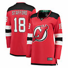 Drew Stafford New Jersey Devils Fanatics Branded Womens Breakaway Jersey Red