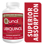 Qunol Mega Ubiquinol CoQ10 100 mg Supplement Superior Absorption Softgels $32.0 USD on eBay