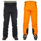 Trespass Alden II Mens Padded & Windproof Ski Pants Snowboarding Salopettes