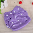 Reusable Baby Infant Nappy Cloth Diapers Soft Cover Washable Adjustable