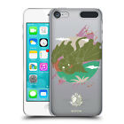 OFFICIAL MONSTER HUNTER WORLD SILHOUETTES BACK CASE FOR APPLE iPOD TOUCH MP3