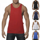Men Sleeveless Tank Top Shirt Sport Bodybuilding Muscle Fitness Vest T-shirt