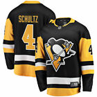 Justin Schultz Pittsburgh Penguins Fanatics Branded Home Breakaway Player Jersey