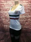 Mexico Jersey- Both Colors- White And Green 2018 World Cup Womans S- 2XL