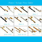 Power ON OFF Volume Flex Cable For Huawei Honor 6 7 7i 8 V8 Nova P7 P8 P9 Plus