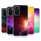 HEAD CASE DESIGNS STUDDED OMBRE SOFT GEL CASE FOR HUAWEI PHONES