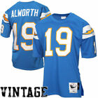 Lance Alworth San Diego Chargers Mitchell & Ness Authentic Throwback Jersey - $299.99 USD on eBay
