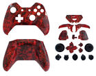 Xbox One Original Replacement Controller Shell Faceplates & Buttons - No Socket
