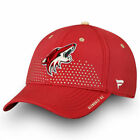 Arizona Coyotes Fanatics Branded 2018 Draft Flex Hat Garnet