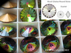 Authentic SWAROVSKI 1122 Rivoli Foiled Round Stones 14mm pick special color