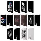 OFFICIAL THE WHO BAND ART LEATHER BOOK WALLET CASE COVER FOR APPLE iPAD