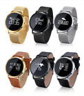 OLED With Bluetooth Smart Watch Sleep Quality Monitor For Business/Sports Gang