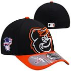 Baltimore Orioles New Era Authentic Collection On-Field Clubhouse 39Thirty Flex on Ebay