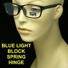 Blue Light blocking computer glasses gaming smart phone anti reflective new
