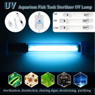 5W/9W/11W Submersible UV Light Sterilizer Aquarium Disinfect Fish Tank Lamp