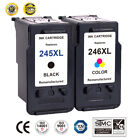 Kyпить PG-245XL CL-246XL Ink Cartridge For Canon PIXMA MG2920 MG2522 MG2550 MX492 MX490 на еВаy.соm