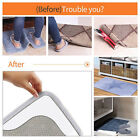 Внешний вид - 4/8 Pack Rug Carpet Mat Grippers Non Slip Anti-skid Washable Reusable Grips Pads