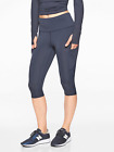 ATHLETA $79.00 WOMEN'S 210144 UP FOR ANYTHING SCULPTEK CROP PANTS NWT S  M