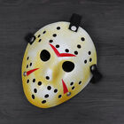 Jason Voorhees Scary Horror Hockey Mask Prop Cosplay Party Pop Creepy Mask Favor