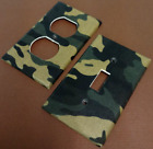 Camouflage Light Switch Covers Outlet Covers
