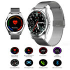 Bluetooth Sport Watch Blood Pressure Sleep Monitor An-ti List Women Men Boy Girl