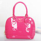 HelloKitty Lady Patent Leather Hand Shoulder Bag Clutch Purse Handbag Party Tote