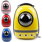 Pet Astronaut Capsule Safe Puppy Dog Cat Backpack Attractive Travel Hand-carried Bag