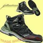 Metal Free Safety Boots from Alabatros ULTRA TRAIL CTX MID Boots Work Breathable