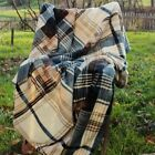 Tache Home Fashion Winter Cabin Flannel Polyester Throw Blanket