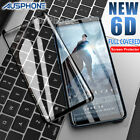 6D FULL COVER Tempered Glass Samsung Galaxy S9+ S8 Plus Note 9 Screen Protector