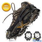 Ice Snow Shoe Spikes Winter Walking Hiking Mountaineering Spike Shoes Attachment