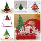 3D Up Christmas Birthday Thanks Congratulations Greeting Anniversary Chic Cards