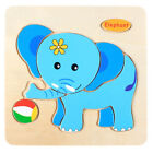 Wooden Carton Puzzle Educational Developmental Baby Kids Training Toy  Gifts