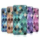 HEAD CASE DESIGNS MERMAID SCALES PATTERNS SOFT GEL CASE FOR HTC PHONES 1