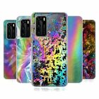 HEAD CASE DESIGNS OIL SLICK PRINTS SOFT GEL CASE FOR HUAWEI PHONES