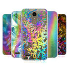 HEAD CASE DESIGNS OIL SLICK PRINTS SOFT GEL CASE FOR LG PHONES 1