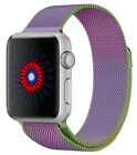 Apple Watch Uhr Milanaise Armband / Milanese Loop Edelstahl / Watch Series 1/2/3