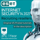 ESET Internet Security 12 1 2 3 years Internet Security 2019 Download edition