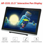 21.5'' IPS HD Art Graphics Drawing Painting Tablet Board 2048 Levels 1920 1080 C