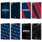 OFFICIAL NFL 2017/18 NEW ENGLAND PATRIOTS LEATHER BOOK CASE FOR APPLE iPAD $30.41 USD on eBay
