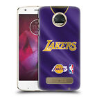 OFFICIAL NBA 2018/19 LOS ANGELES LAKERS HARD BACK CASE FOR MOTOROLA PHONES 1
