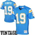 Lance Alworth San Diego Chargers Mitchell & Ness 1963 Retired Player Vintage $149.99 USD on eBay