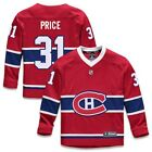 Carey Price Montreal Canadiens Fanatics Branded Youth Replica Player Jersey