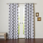 Best Home Fashion, Inc. Curtain Panels Set of 2